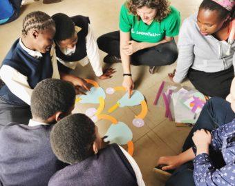 Next Stop Ufafa Valley: Collaboration With Woza Moya!